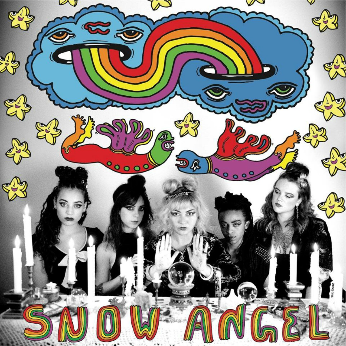 "VIDEO PREMIERE: Snow Angel ""Trampoline of Emotion"""