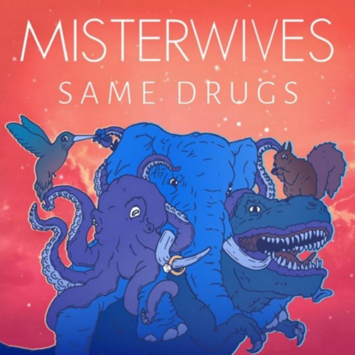 "TRACK REVIEW: MisterWives ""Same Drugs"""