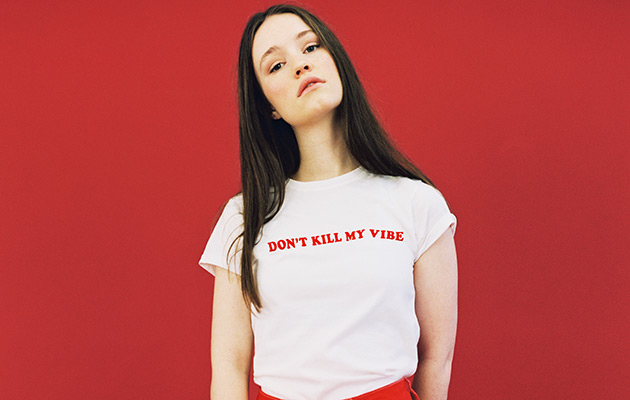 "TRACK OF THE WEEK: Sigrid, ""Don't Kill My Vibe"""