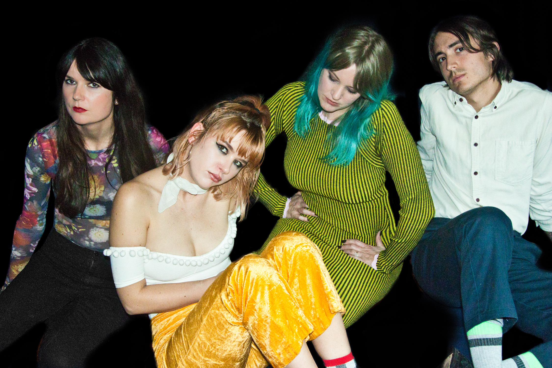 "TRACK OF THE WEEK: Bleached ""Can You Deal?"""