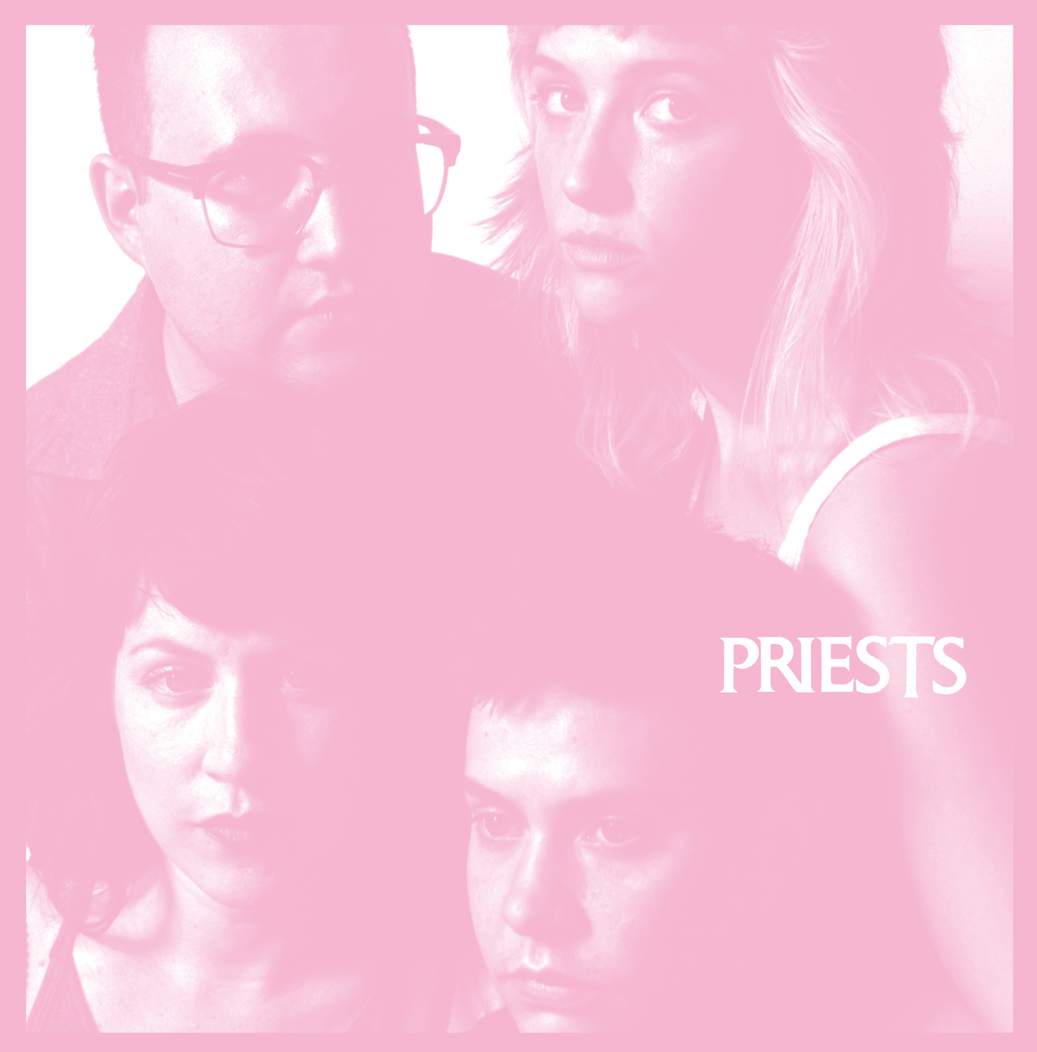 "ALBUM REVIEW: Priests ""Nothing Feels Natural"""