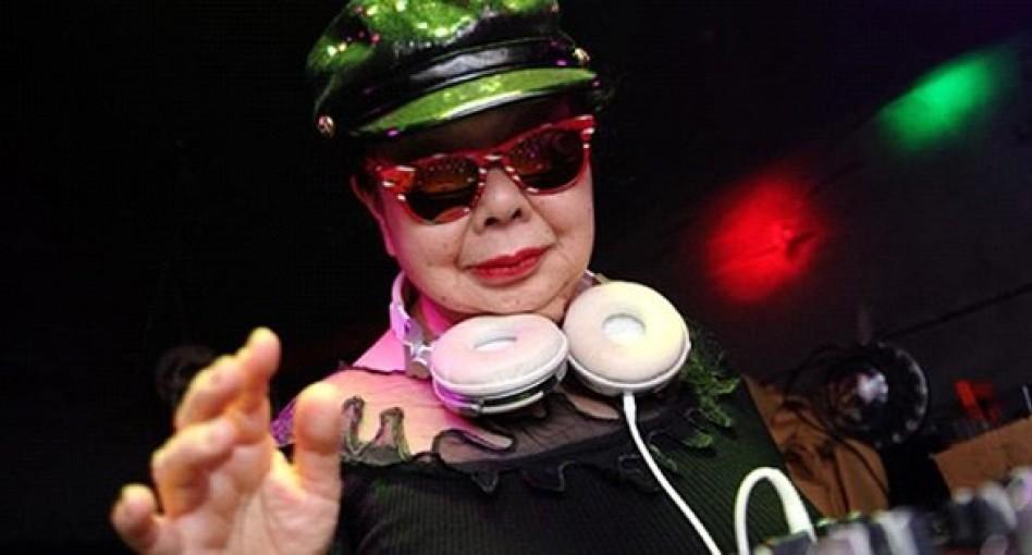 NEWS ROUNDUP: Tokyo's Octogenarian DJ, Killer Pink Floyd Shrimp & More