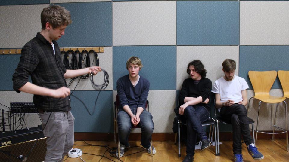 LIVE REVIEW: Girl Band @ Saint Vitus