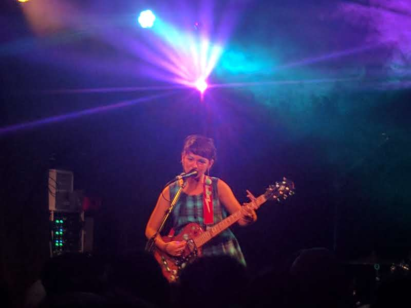 LIVE REVIEW: Diet Cig @ The Echo