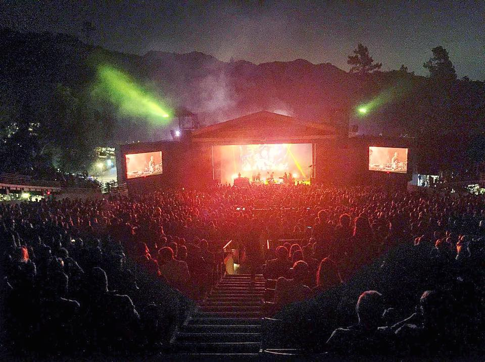 LIVE REVIEW: Tycho @ The Greek Theatre