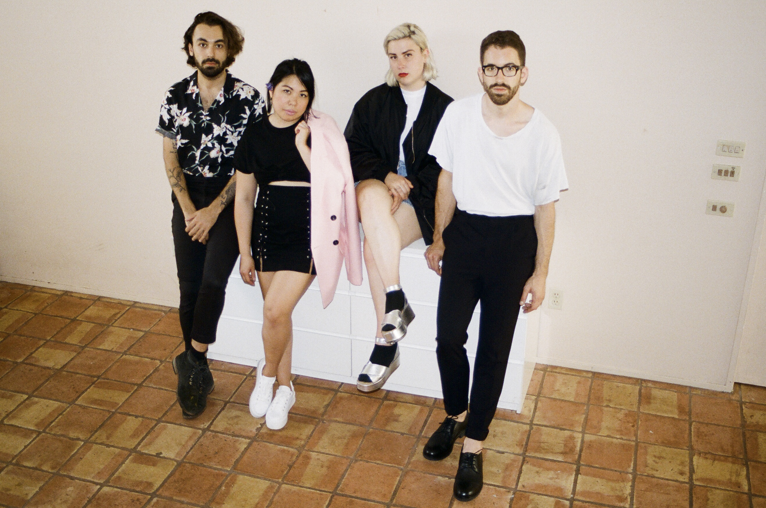 BAND OF THE MONTH: Belle Game