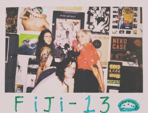 "VIDEO PREMIERE: FIJI-13 ""Mansplain It To Me bb"""