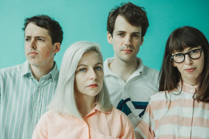 ALBUM REVIEW: Alvvays, Antisocialites