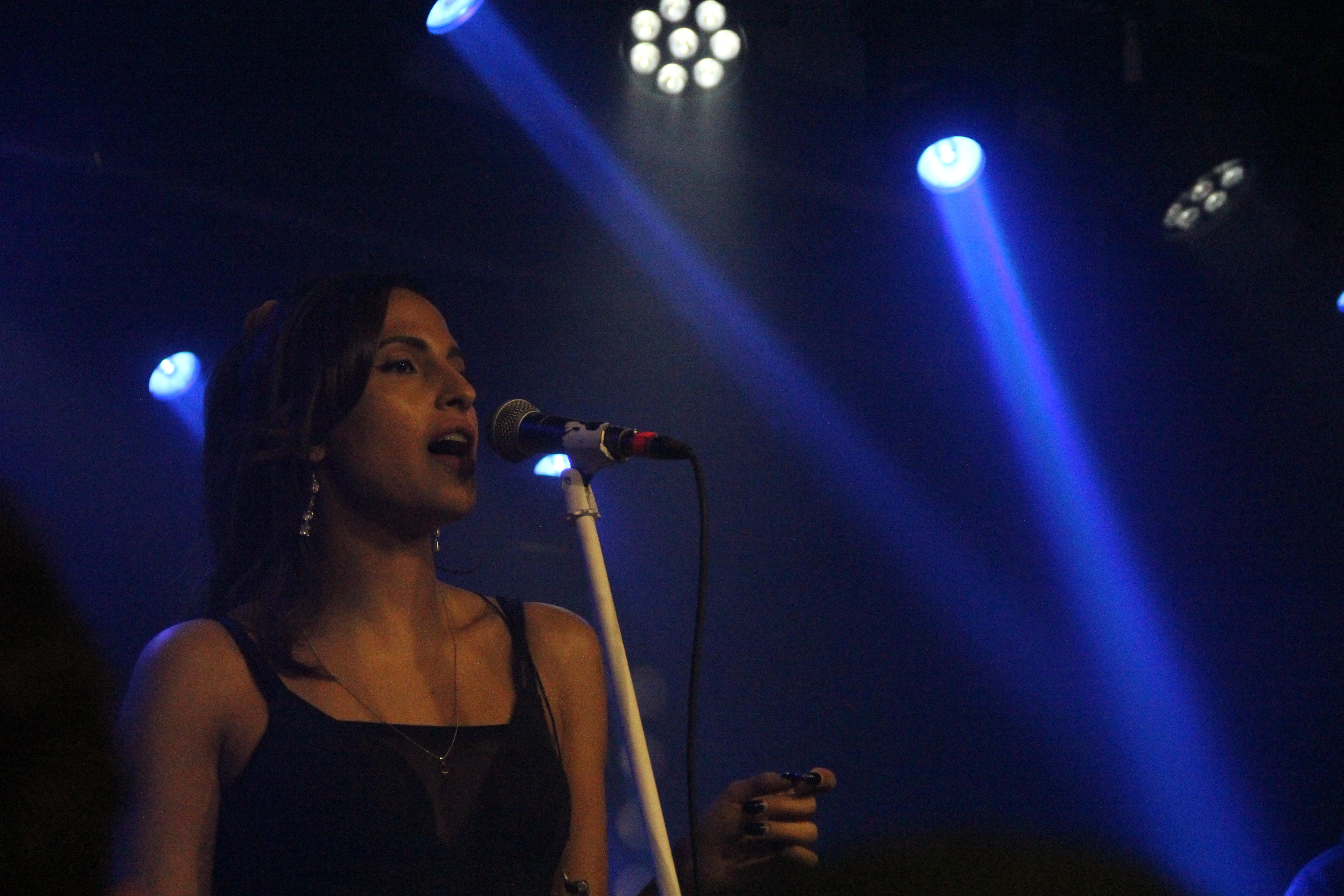 PLAYING DETROIT: Snoh Aalegra Captivates El Club