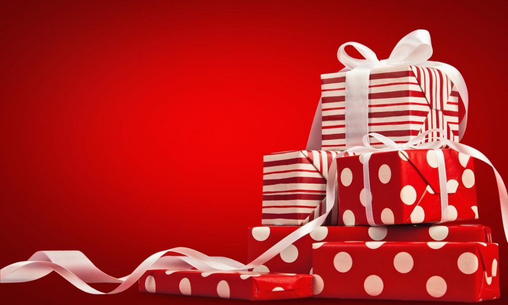 ONLY NOISE: Christmas Wrapping