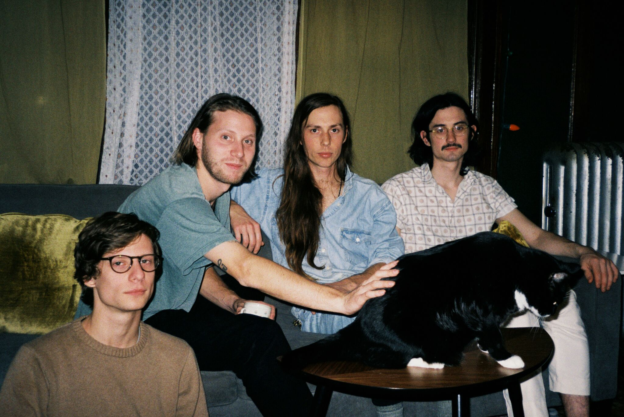 "PLAYING DETROIT: Bonny Doon Teases Sophomore Album with New Single ""I Am Here (I Am Alive)"""