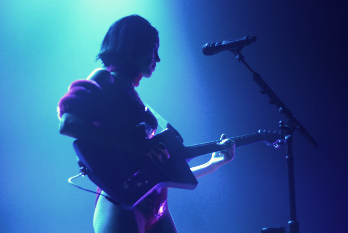 PLAYING COLUMBUS: St. Vincent @ Express Live!