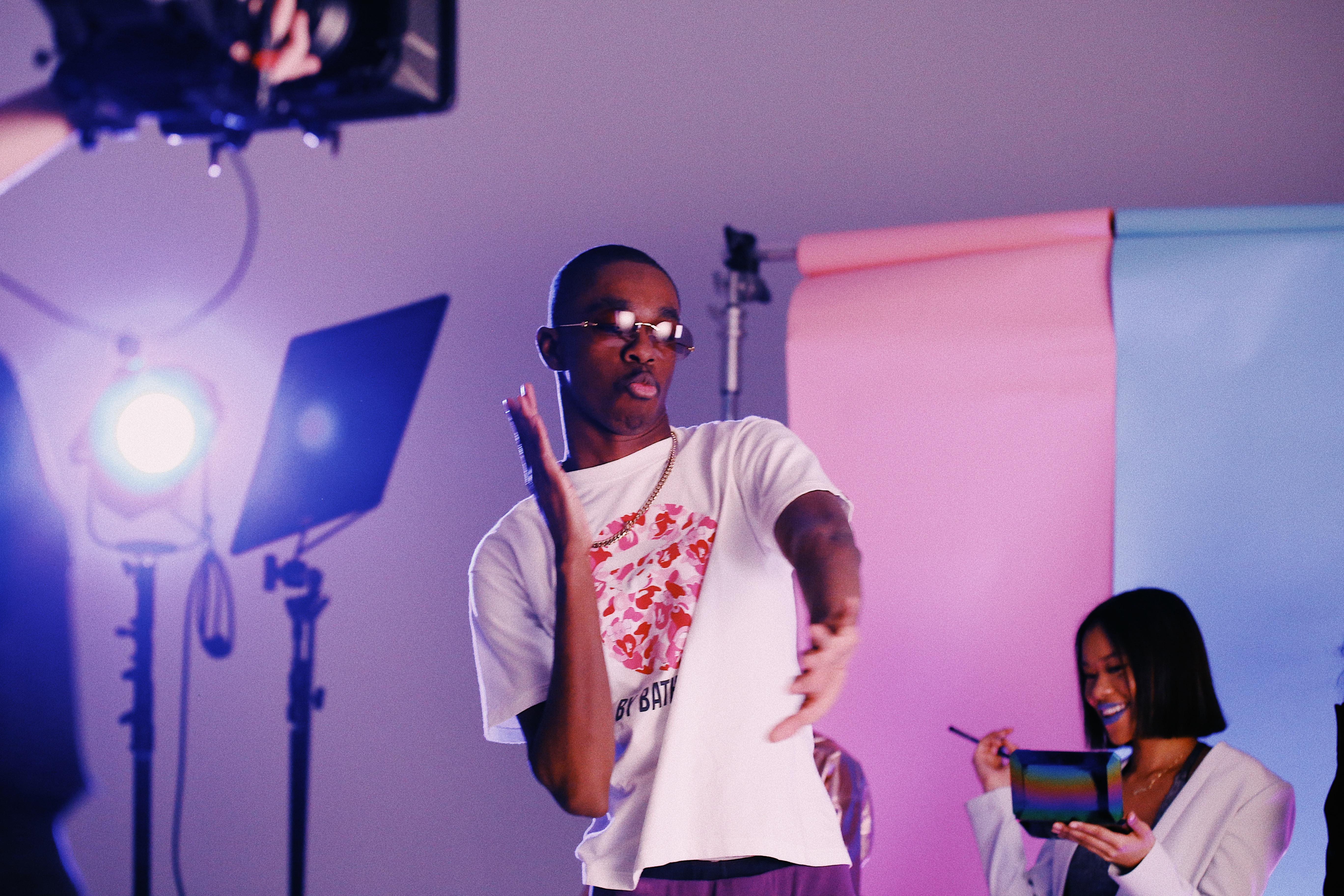"PLAYING DETROIT: Sam Austins Shines on Ode to Rihanna, ""Fenty"""