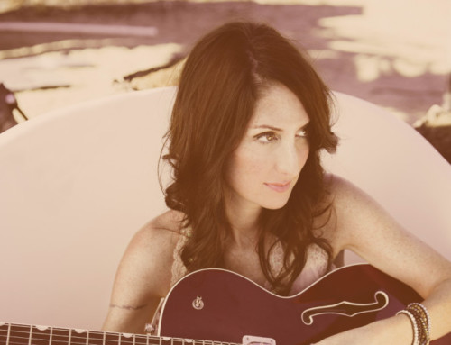 INTERVIEW + PREMIERE: Maria Taylor of Flower Moon Records