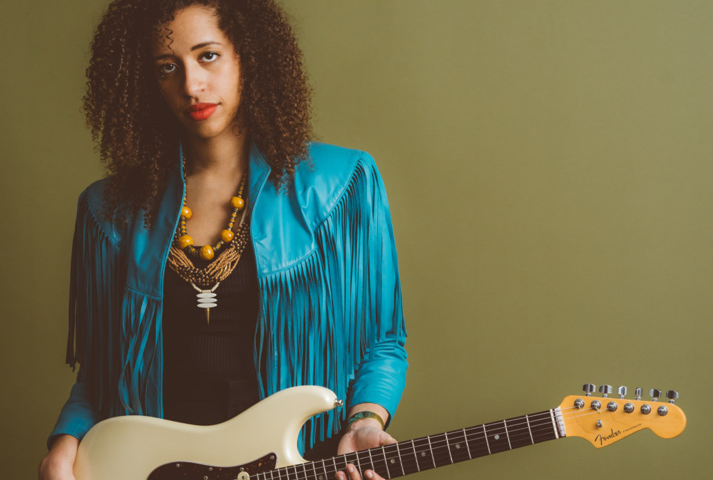"""INTERVIEW: Jackie Venson Stands Her Ground With """"Never Say Die"""""""