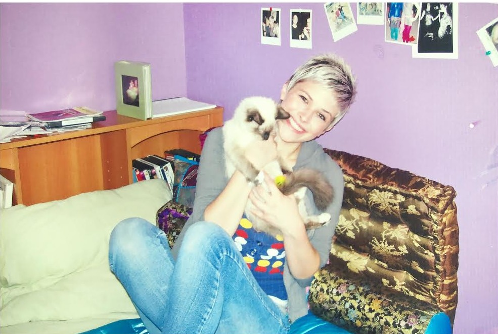 PET POLITICS: Hannah Teeter on Her Transformation From Vet's GRL to Def.GRL