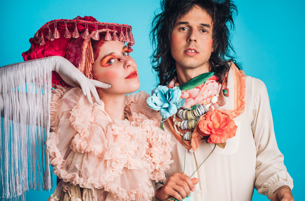 """PREMIERE: Moon Honey """"Life Has No Meaning"""""""