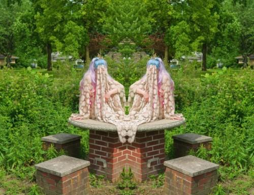 "PREMIERE: Gwendolyn Dot Shares Existential Pop Track ""placenta et al"""