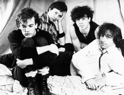 ONLY NOISE: Laughing at the Apocalypse with R.E.M.