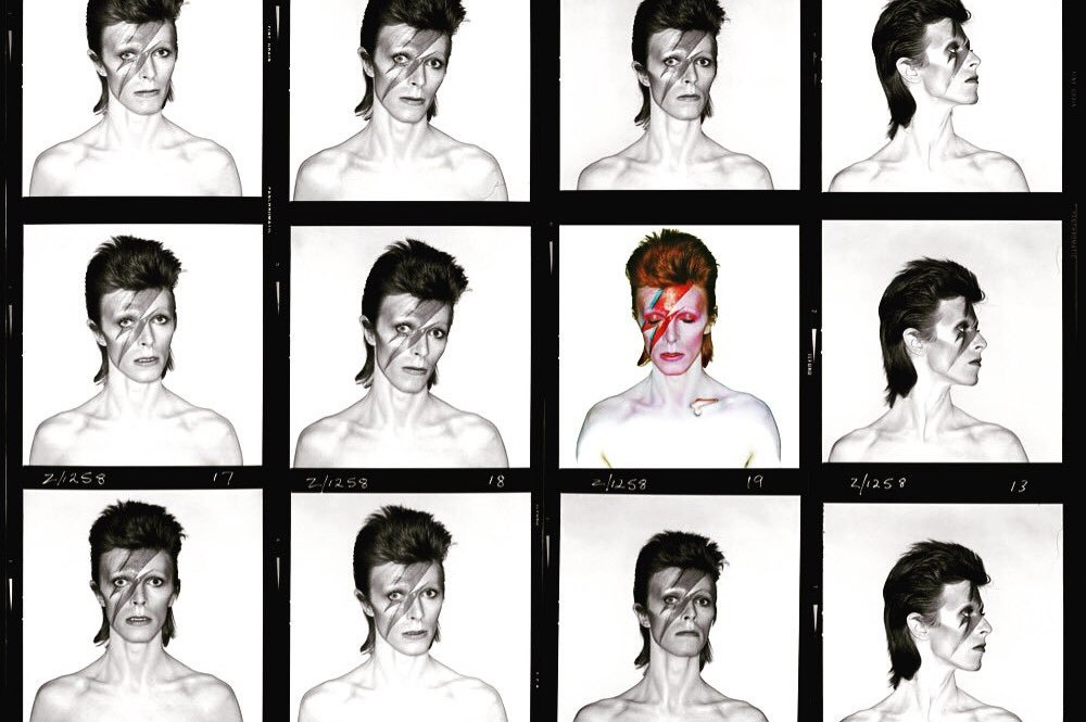ONLY NOISE: David Bowie's Death Revived My Inner Rebel