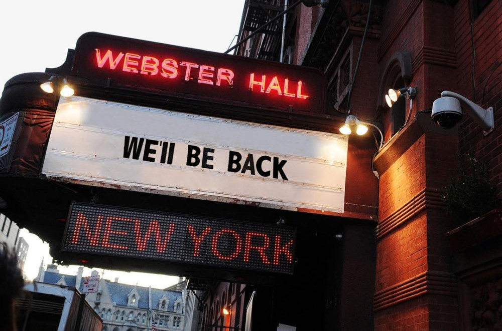 NEWS ROUNDUP: Webster Hall Reopening, R. Kelly Arrested, and MORE