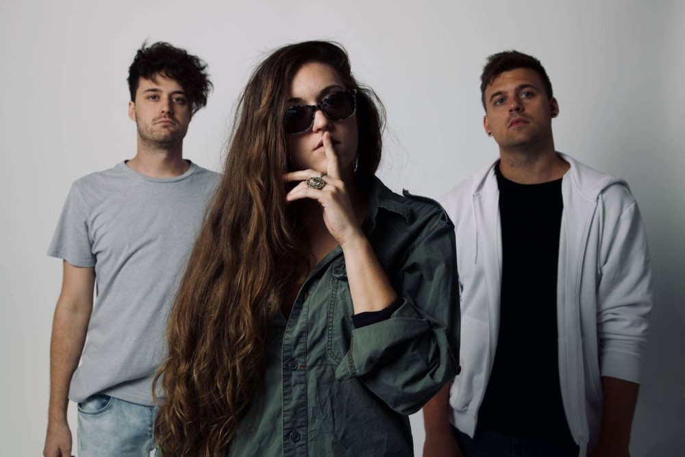 PLAYING ATLANTA: Sami Michelsen Dishes on Her Electronic-Pop Trio Reptile Room