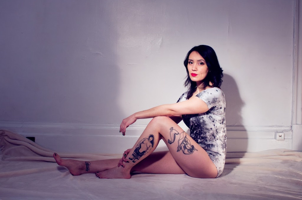 """PREMIERE: Beatrice Deer Returns to Her Inuit Home for """"Immutaa"""""""