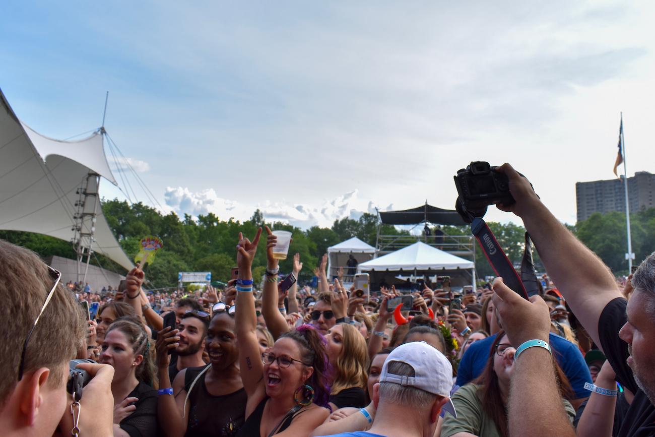 PLAYING CINCY: Cincinnati Throws Down At Bunbury Music Festival