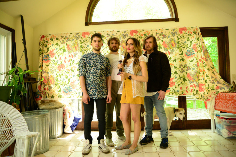 PET POLITICS: Chatting with Pittie Parent and Longtime Vegan Sadie Dupuis of Speedy Ortiz