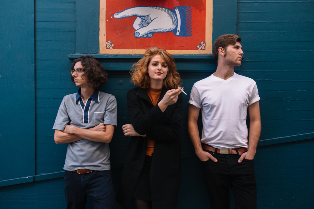 "PLAYING THE BAY: Madi Sipes & the Painted Blue Find the Beat of a ""Heavy Heart"""