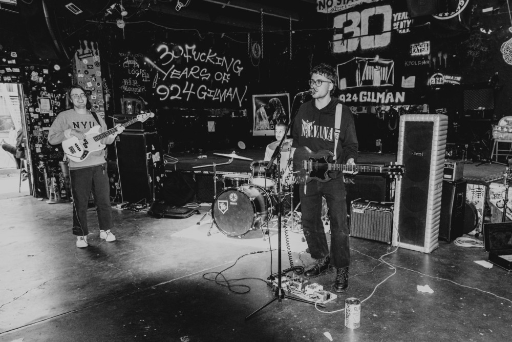 PLAYING THE BAY: Kevin Nichols Rocks the Hallowed Grounds of 924 Gilman