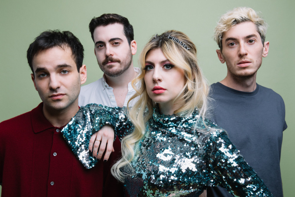 INTERVIEW: Eva Hendricks of Charly Bliss is an East Coast Glitter Witch of Empathy