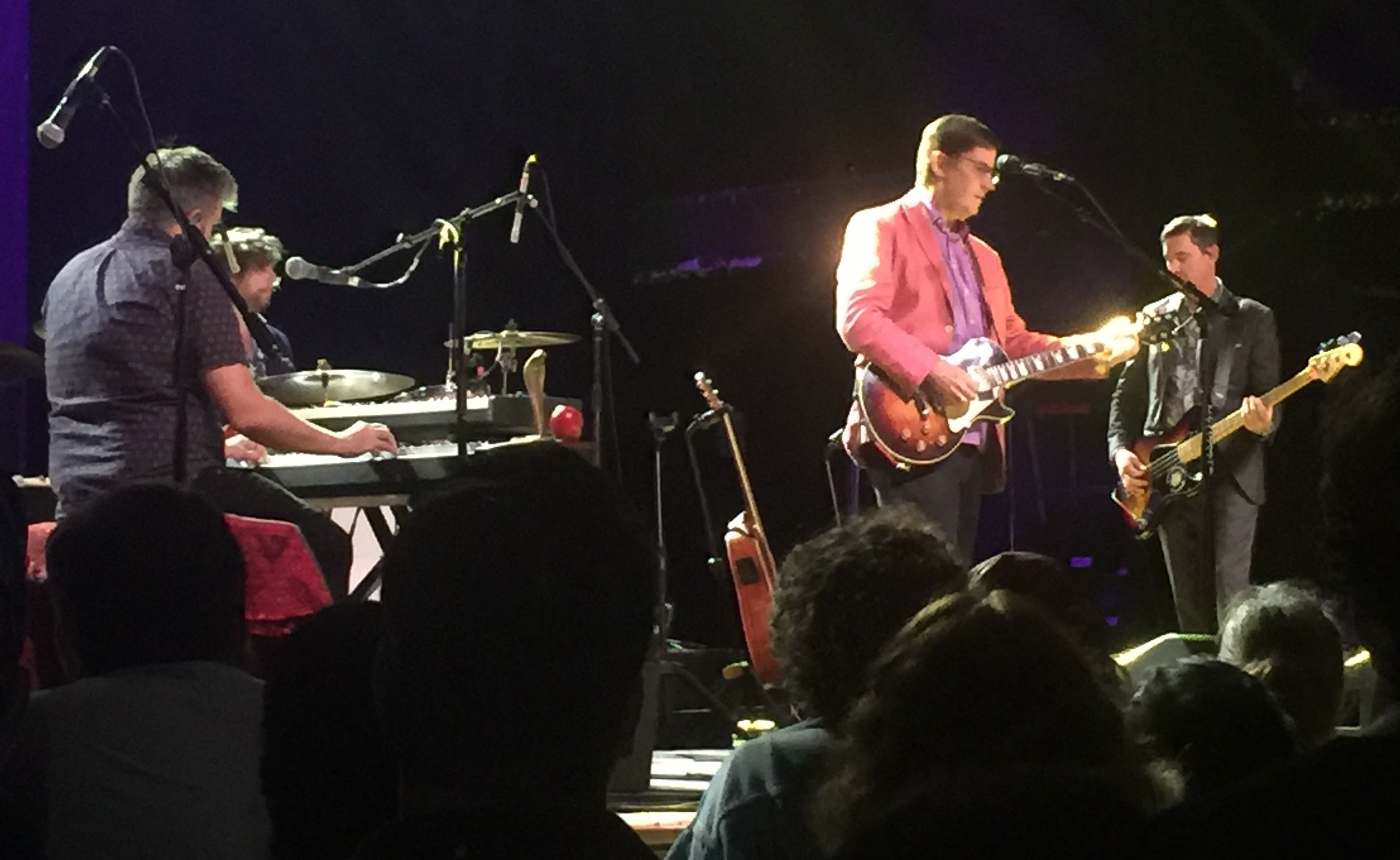 SHOW REVIEW: The Mountain Goats @ Anaheim House of Blues