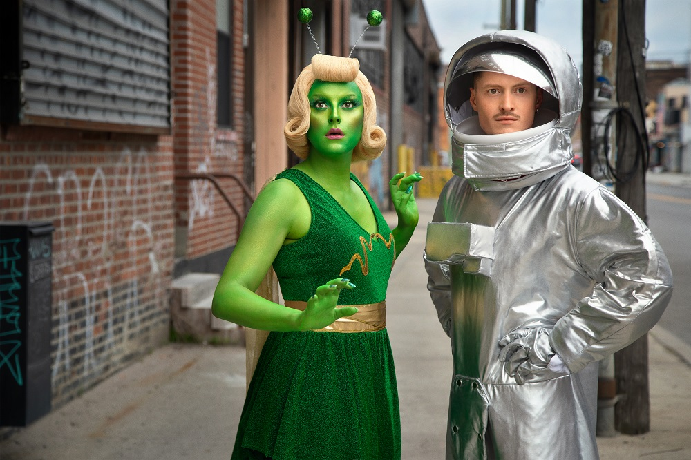 REVIEW: BHuman Has Landed With Intergalactic Queer Concept LP BMovie