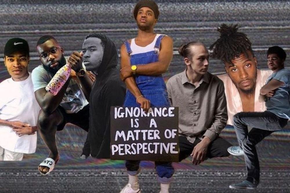 "PLAYING CINCY: Khari Unites Cincinnati Emcees In ""Da Art Of Ignorance"" Remix"