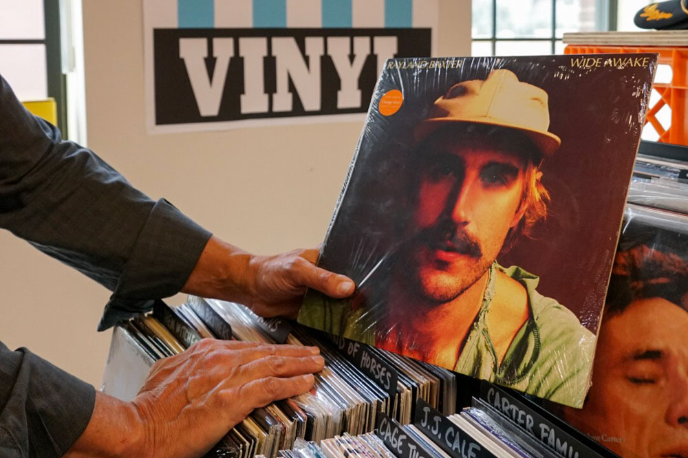 PLAYING NASHVILLE: Nashville Vinyl Gets to 'Spin On' at Showfields in NYC