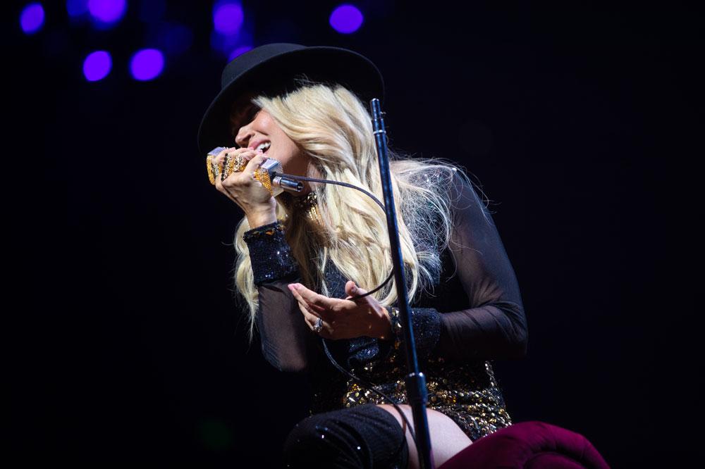 Carrie Underwood Follows CMA Snub With Brash New Video