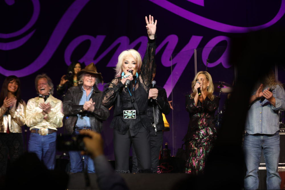 Tanya Tucker's Revival on Full Display at Sold-Out Ryman Show