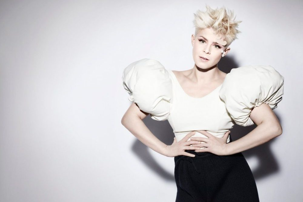 "With ""Dancing on My Own,"" Robyn Made the ""Jolene"" of the 2010s"