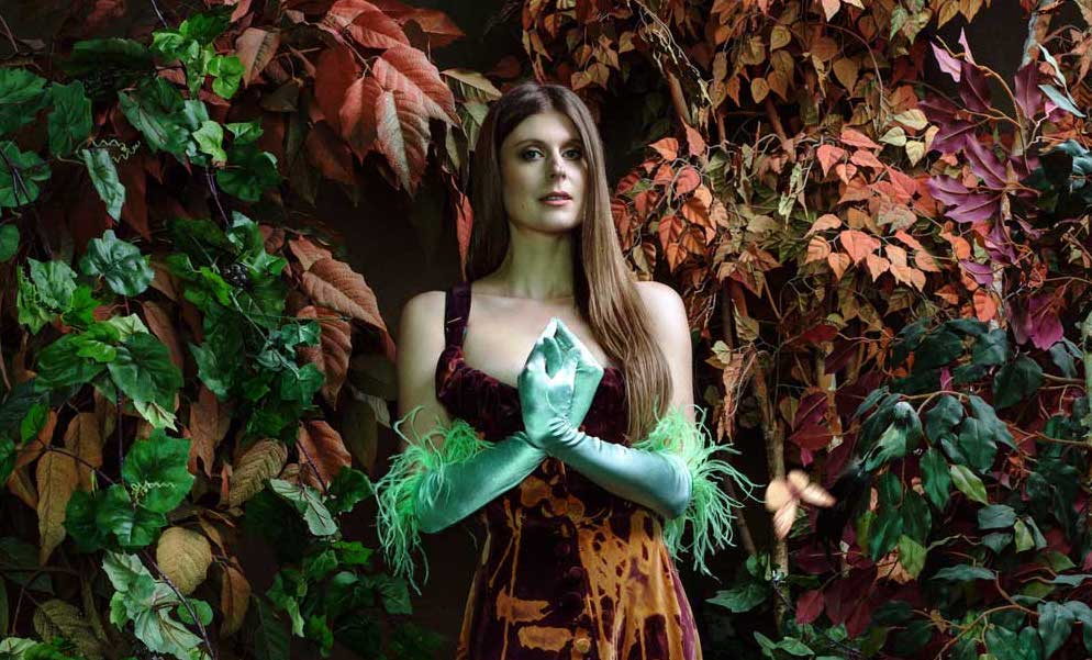 """Premiere: Lydia Ainsworth Releases Lush New EP with """"Phantom Forest – String Remixes"""""""
