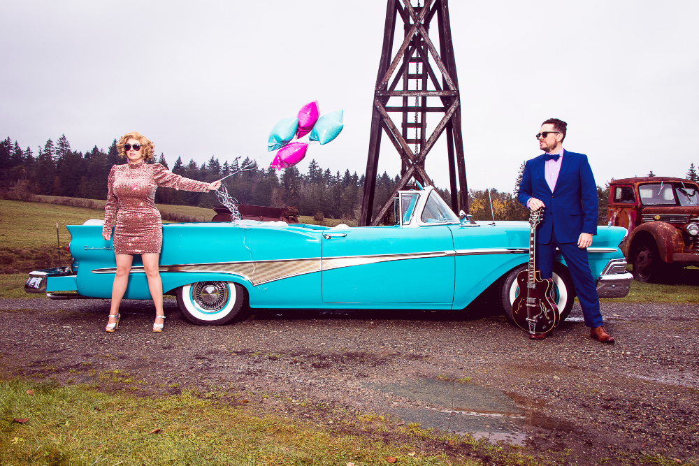 PLAYING SEATTLE: Sundae + Mr. Goessl Let Originality Shine on Fun & Fancy