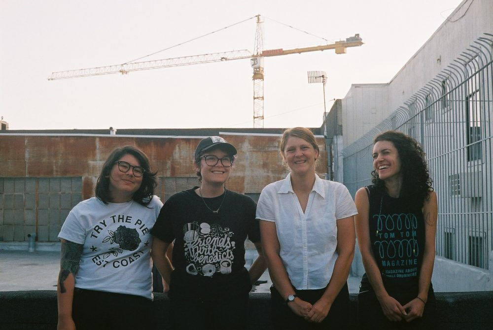 SOAR Leans on Friendship as Foundation for New LP soft dial tone