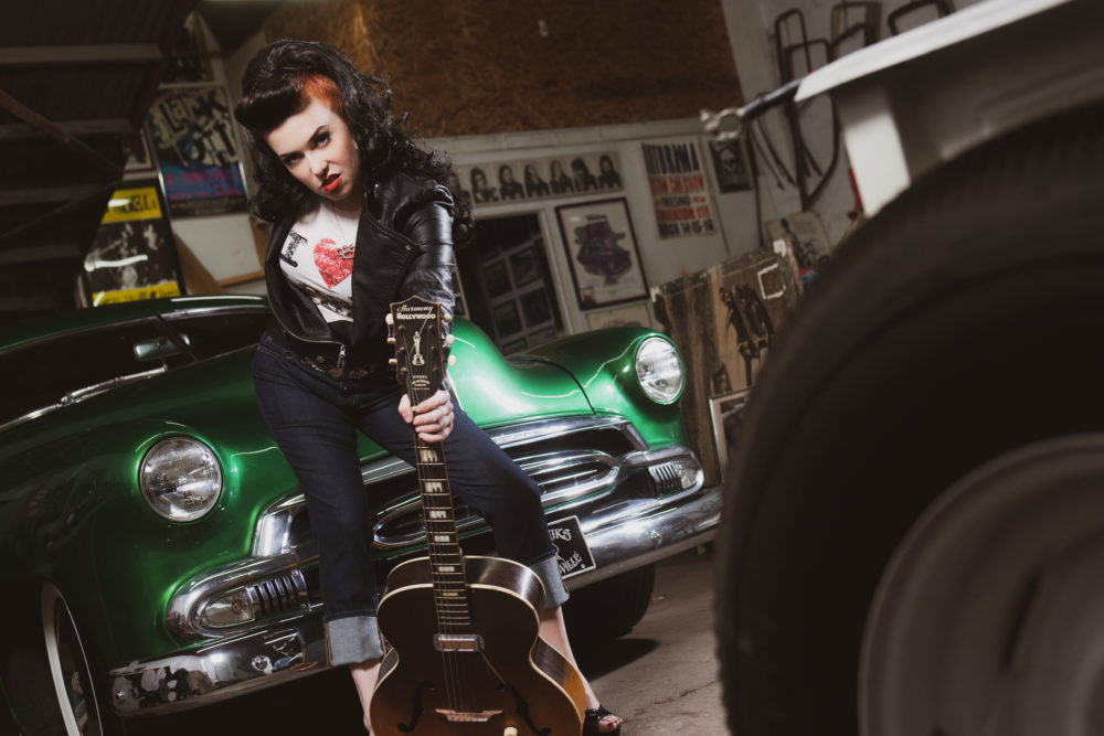 "Devil Doll Premieres ""Back Home to Me"" on the Eve of LP Release"