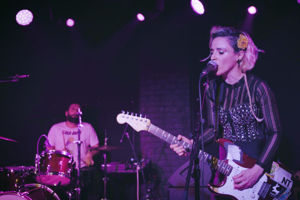 AUDIOFEMME PRESENTS: Backstage Pass with Parlor Walls