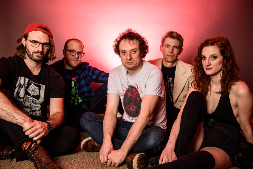 """PREMIERE: Killer Workout Draws on Love of Campy Horror for """"Figure it Out"""" Video"""