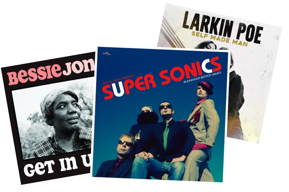 Musique Boutique: Junkshop Britpop, Bessie Jones, and MORE