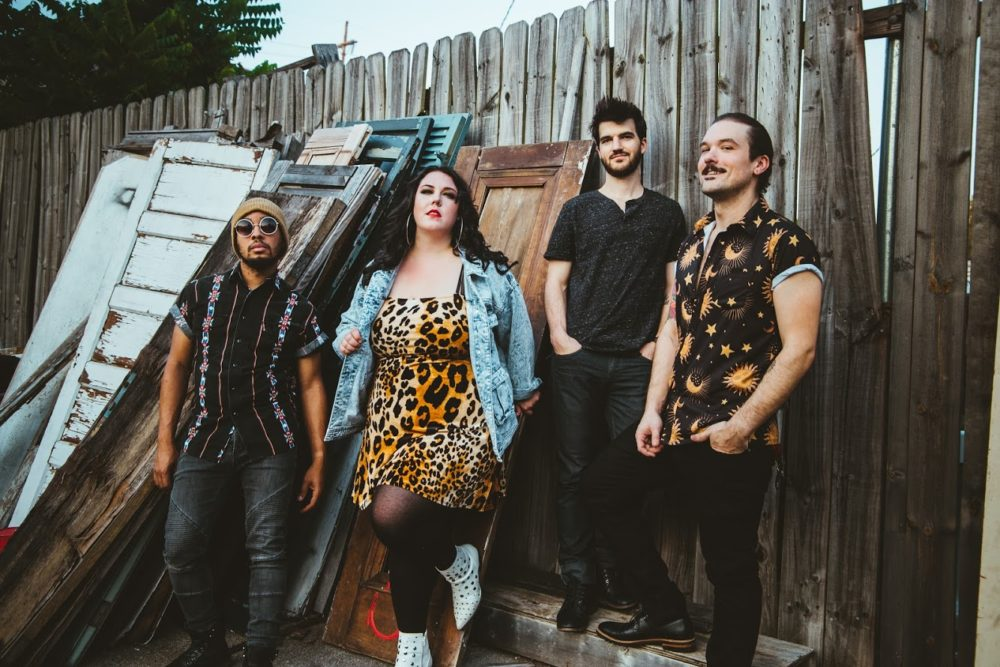 "PREMIERE: Nicole Boggs & The Reel Infuse ""None of Your Business"" with '70s Rock Nostalgia"