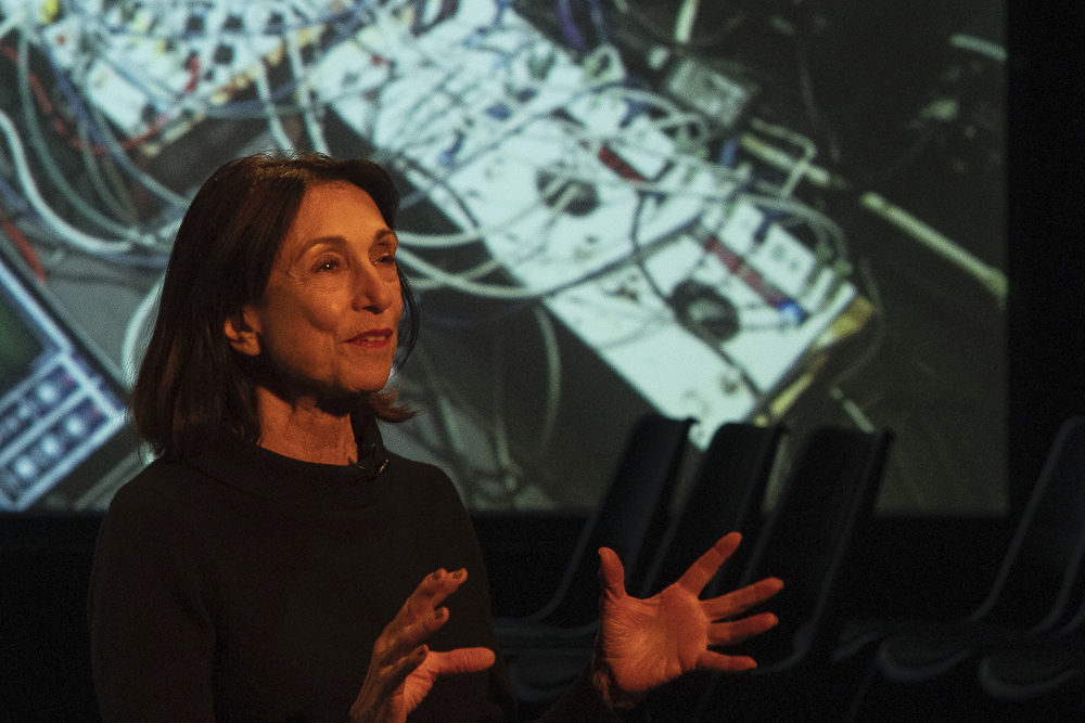 Synth Pioneer Suzanne Ciani Discusses Her Career and the Evolution of Electronic Music
