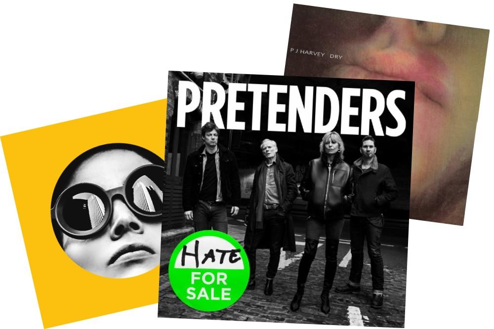 Musique Boutique: The Pretenders, Ganser, and PJ Harvey