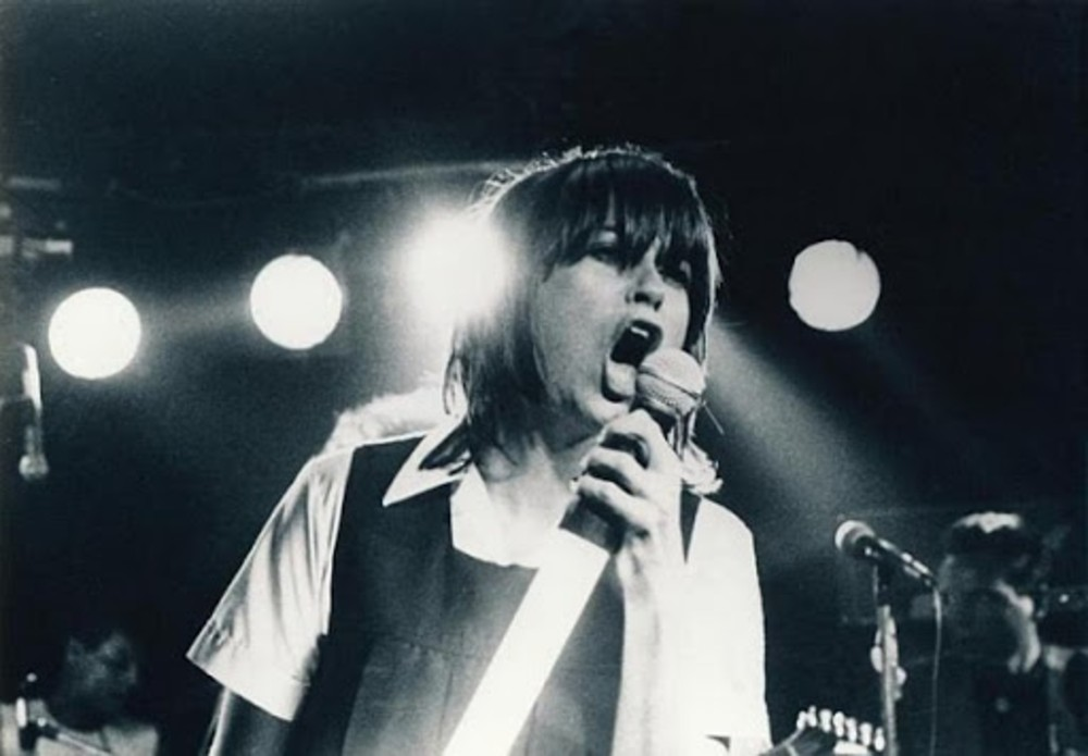 PLAYING MELBOURNE: Divinyls Frontwoman Chrissy Amphlett is an Australian Icon